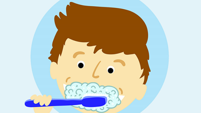 ¿Cuántas veces al día me debería cepillar los dientes? ¿Durante cuánto tiempo?